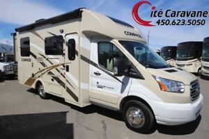 2018 Thor Motor Coach compass 23TR 2018B+ ! Ford Transit WOW die