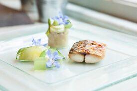 Chef de Partie needed for 3 rosette Central Bath Restaurant