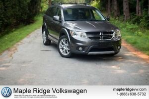 2015 Dodge Journey SXT low KM