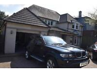 2005 bmw x5..only 2owners..LOWMILES 82k..full service history..1fullyearMOT