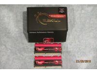 RAM memory G.SKILL TridentX .........2 x 8GB