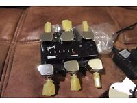 Gibson/Tronical G-Force Tuning System