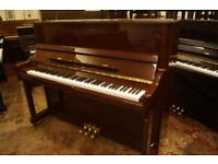 Kayserburg upright piano, brand new, tuned and uk delivery available