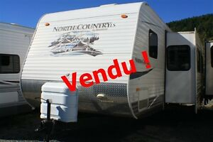2010 North Country Lakeside by Heartland RV 27BHS -