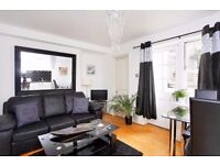 Stunning 1 bedroom garden flat on Finchley Road close to Swiss Cottage station - Available now