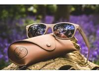 Genuine Ray-Ban Wayfarer sunglasses