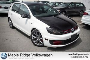 2013 Volkswagen Golf GTI 5-Door Wolfsburg Edition (A6)