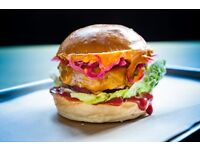 Patty and Bun need a Grill, Fryer and Pass chef for restaurant in Hackney