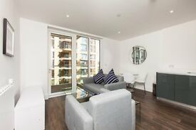 **Woolwich Arsenal** 24hr Concierge, Private Balcony, Fully Furnished, Available
