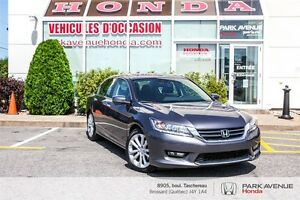 2014 Honda Accord Touring*CUIR*TOIT OUVRANT*