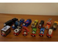 Thomas take and play trains