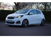 Peugeot allure 1.2L 82bhp top spec model (photos will be up this week)
