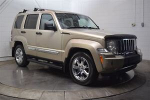 2010 Jeep Liberty 4WD 4dr Limited Edition
