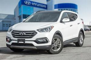 2017 Hyundai Santa Fe Sport 2.4 SE Back Up Camera, Pano Roof