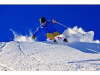 Door Security - Ski Season - French Alps