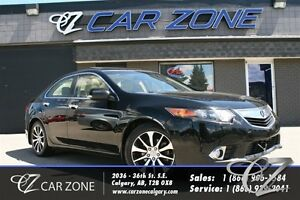 2013 Acura TSX Premium, Leather, Sunroof, Low Payments