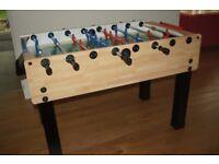 Garlando football table as new G200