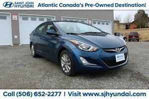 2015 Hyundai Elantra SE! SUNROOF! HEATED SEATS! BLUETOOTH!