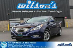 2012 Hyundai Sonata GLS SUNROOF! HEATED SEATS! CRUISE CONTROL! P