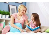 Part Time Live Out German speaking Nanny Housekeeper for family in Parsons Green