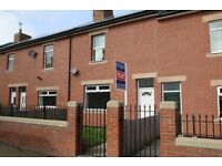 FANTASTIC 2 bedroom terraced house available in Craghead *DSS CONSIDERED & LOW MOVING IN COSTS*