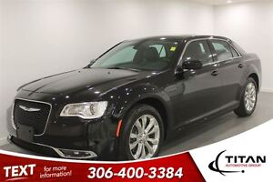 2016 Chrysler 300 Auto|AWD|Heated Leather|Nav|Sunroof