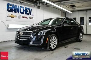 2015 Cadillac CTS 2.0L Turbo AWD Only24,000KM