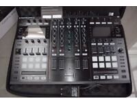 Traktor Kontrol S8 DJ Controller with MAGMA safety case