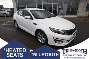 2015 Kia Optima LX FWD - HEATED SEATS