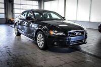 2012 Audi A4 Premium  ** Seulement 112 $/sem garantie 3 ans/60