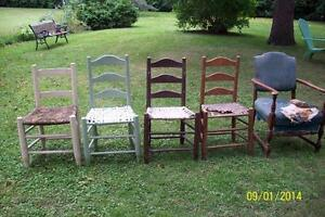 ANTIQUE CHAIRS London Ontario image 2