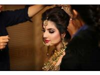 PROFESSIONAL BRIDAL HAIR&MAKEUP / WALEEMA/PROM/MEHNDI MAKEUP & HAIR