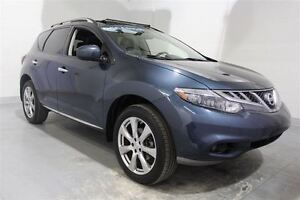 2013 Nissan Murano S PLATINUM AWD *TOIT OUVRANT + CUIR + GPS + M