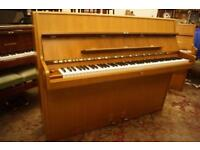 Feurich modern upright piano. Uk delivery available