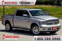 2013 Ram 1500 Laramie Longhorn w/ Nav, Back Up Camera & Sunroof Vancouver Greater Vancouver Area Preview