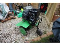 The Handy THTILL6.5-A 6.5hp Petrol Garden Tiller and Cultivator