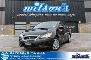 2014 Nissan Sentra SV AUTOMATIC! BLUETOOTH! CRUISE CONTROL! POWE