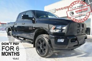 2017 Ram 3500- ONLY 53,000 KMS, CLEAN CARPROOF, REMOTE START