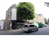 * Private landlord * 2 bed compact flat * top floor * Wood floors * Modern kitchen and bathroom *