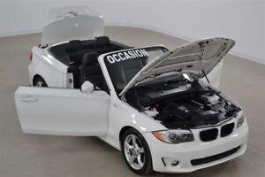 2012 BMW 1 Series 128i Convertible Automatique Impeccable !!!