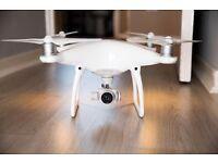 DJI Phantom Drone 4k Camera