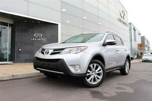 2013 Toyota RAV4 Limited Limited|AWD|ROOF|CAMERA|