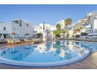2-bed apartment with sea view at Sunset Bay in Costa Adeje Tenerife