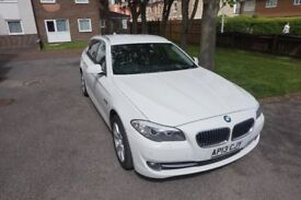 BMW 5 F11 2013 2.0 DIESEL FOR SALE