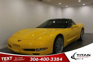 2001 Chevrolet Corvette Base|Must See!!