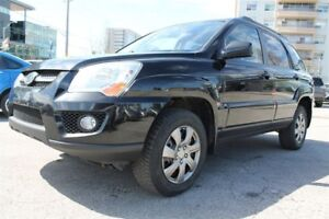 2010 Kia Sportage LX Luxury, AWD, LEATHER, SUNROOF