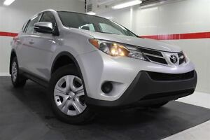 2015 Toyota RAV4 LE AWD Btooth Cruise Pwr Wndws Mirrs Locks
