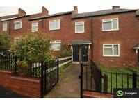 3 bedroom flat in Bilbrough Gardens, Benwell