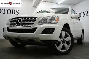 2009 Mercedes-Benz M-Class 4MATIC LUXURY PKG