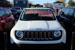 2015 Jeep Renegade Sport, 4X4, CAMERA DE RECUL